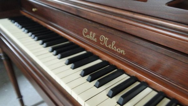 Piano cable nelson