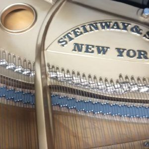 steinway sons model M venta piano mexico
